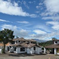 Sierra Alisos Hotel de Campo, hotel em Hacienda Tambillo Alto