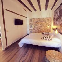 Pension Casa Pinilla, hotel en Cascante