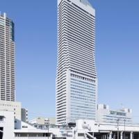 Art Hotel Osaka Bay Tower, отель в Осаке