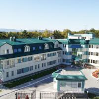 Гостиница Юбилейная, отель в Южно-Сахалинске