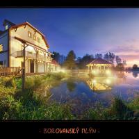 Borovansky mlyn