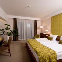 Imola Hotel Platán, hotel in Eger