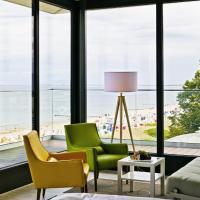 SEETELHOTEL Kaiserstrand Beachhotel, hotel in Bansin