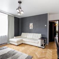Apartment Nice Smolenskaya Street