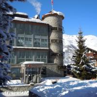 Lifestyle & Spa Hotel Grächerhof, hotel in Grächen