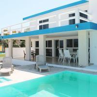Casa Charuff frente al mar con wifi, hotel en Chicxulub