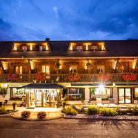 Auberge du Manoir, hotel in Chamonix
