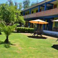 Hotel Quetzalcalli, отель в городе Сан-Хуан-Теотиуакан