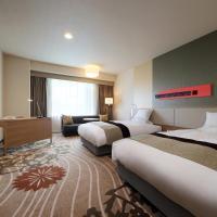 Hotel Metropolitan Yamagata, hotel in Yamagata