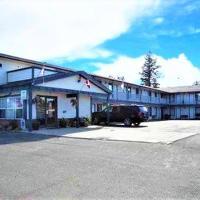 Imperial Motel, hotel em One Hundred Mile House