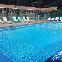 Robin Hood Motel, hotel in Saratoga Springs