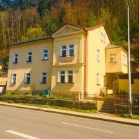 "Apartmentshaus Elbblick Zimmer ""Bergblick"""