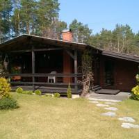 Domek Bory Tucholskie, hotel in Skorzenno