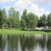 Stöde Camping, hotel a Edsta
