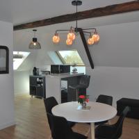 Appartement Le Mesnil, hotel in Saint-Senier-sous-Avranches