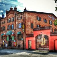 Karczma Rycerska Lebork, hotel in Lębork