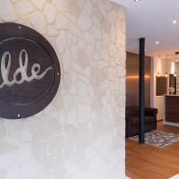 Hôtel Tilde, ξενοδοχείο σε 19ο διαμ., Παρίσι