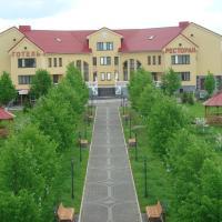 Отель-Ресторан Львиное Сердце, отель в городе Великая Омеляна