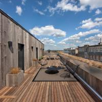 Mini Loft Curie with terrace