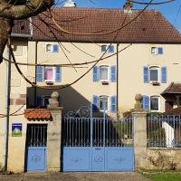 La Grange Des Roches Roses, hôtel à Anchenoncourt-et-Chazel