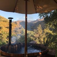 Cabañas Valle de Montañas, hotel en San Alfonso