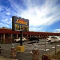 Sunset Inn and Suites West Sacramento, hotel in West Sacramento