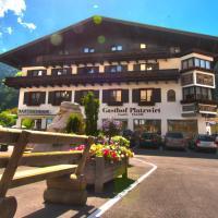 Hotel Restaurant Platzwirt, hotel in Rauris