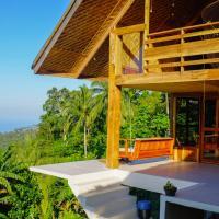 Camiguin Volcano Houses-Panoramic House, hotel in Mambajao