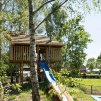 Safari tent at Camping de Berghoeve