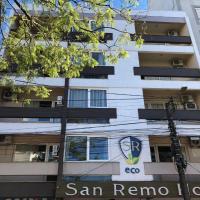 San Remo Hotel, hotel in Caràzinho