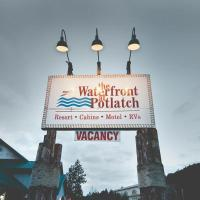 The Waterfront at Potlatch, hotel in Shelton