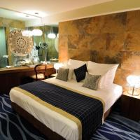 Hotel Cascade Resort & Spa, hotel Demjénben