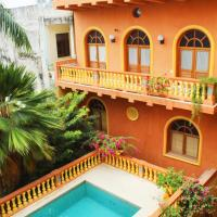 Colonial apartments with swimming pool, Villa Ana Maria