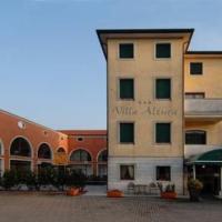 Hotel Villa Altura, viešbutis mieste Ospedaletto Euganeo