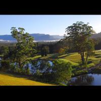 SkyView Villa, hotel em Kangaroo Valley