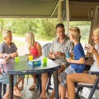 Country Camp camping 't Strandheem