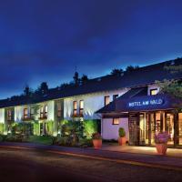 Hotel am Wald, отель в городе Монхайм