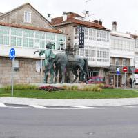 Hotel Cais, hotel in Baiona