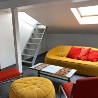 Le Loft des Musiciens, hotel in Mulhouse