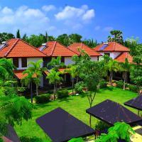 Hotel Green Garden, hotel in Trincomalee