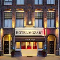 Mozart Hotel, hotel em Amsterdã