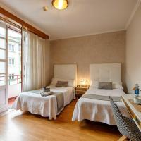 Hostal Zahara, hotel in Ferrol