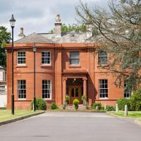 Woodland House Hotel, hotel in Dumfries
