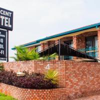 Crescent Motel Taree, отель в городе Тари