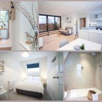 Stylish Wood Street Apartment