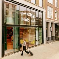 CityHub Rotterdam, hotel in Rotterdam