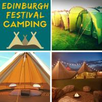 Edinburgh Festival Camping, hotel in Ingliston