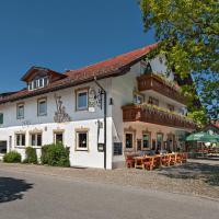 Landhotel zum Metzgerwirt, hotel en Bad Bayersoien