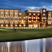 Days Inn & Suites by Wyndham Airdrie, hotel em Airdrie