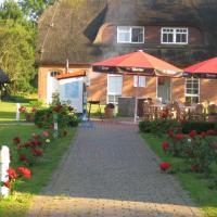 Hotel Alt Wittower Krug, отель в городе Вик (Рюген)